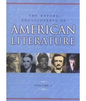 the oxford encyclopedia of american literature, vol. 3