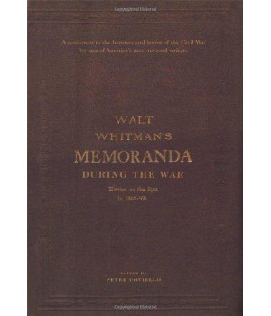 Memoranda During the War
