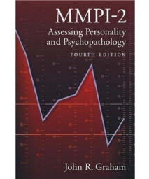 MMPI-2 Assessing Personality and Psychopathology Fourth Edition