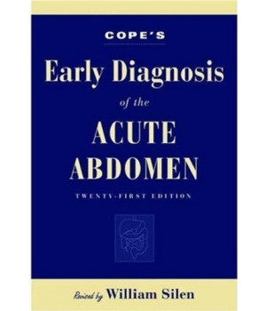 Cope\'s Early Diagnosis of the Acute Abdomen