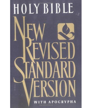 The Holy Bible: New Revised Standard Version with Apocrypha