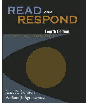 read and respond: a text / anthology