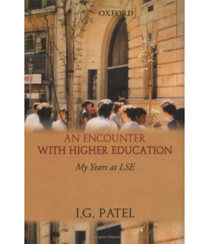 An Encounter with Higher Education: My Years at LSE