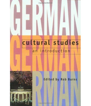 german cultural studies: an introduction
