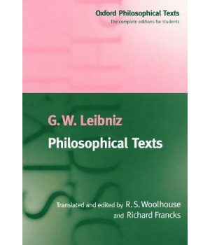 philosophical texts (oxford philosophical texts)