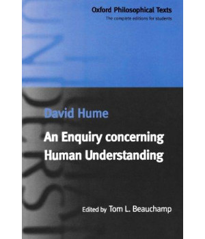 An Enquiry concerning Human Understanding (Oxford Philosophical Texts)