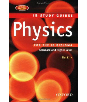 Physics for the IB Diploma: Study Guide (International Baccalaureate)