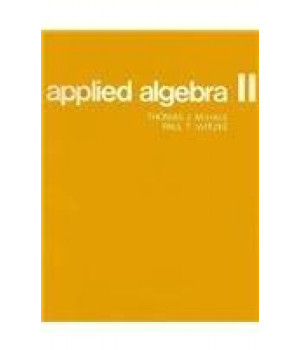 Applied Algebra II