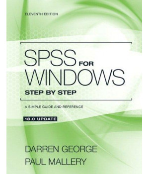SPSS for Windows Step by Step: A Simple Guide and Reference 18.0 Update (11th Edition)