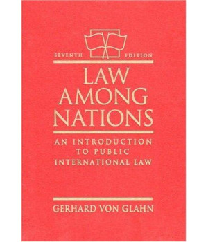 law among nations: an introduction to public international law (7th edition)