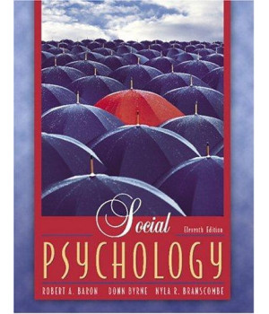Social Psychology (MyPsychLab Series)