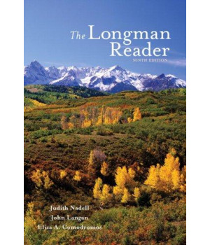 The Longman Reader (9th Edition)