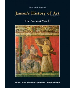 Janson\'s History of Art: The Western Tradition, Book 1: The Ancient World, 7th Edition