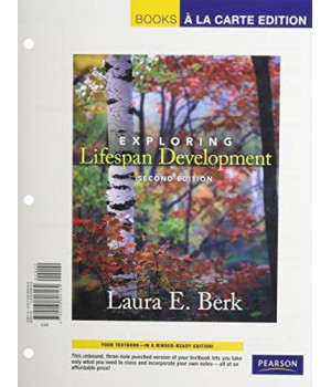 Exploring Lifespan Development, Books a la Carte Plus MyDevelopmentLab -- Access Card Package (2nd Edition)