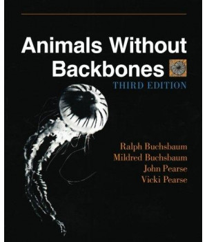 animals without backbones: an introduction to the invertebrates (third edition)