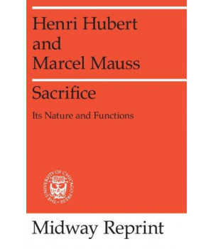 sacrifice: its nature and functions