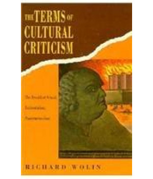 The Terms of Cultural Criticism