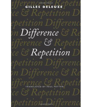 Difference and Repetition (European Perspectives: A Series in Social Thought and Cultural Criticism)