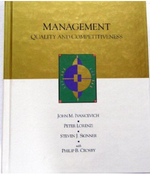 Management: Quality and Competitiveness