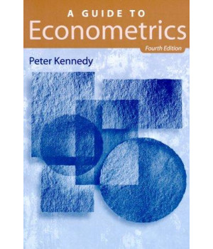 A Guide to Econometrics - 4th Edition