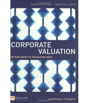 Corporate Valuation: an easy guide to measuring value