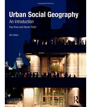 Urban Social Geography: An Introduction