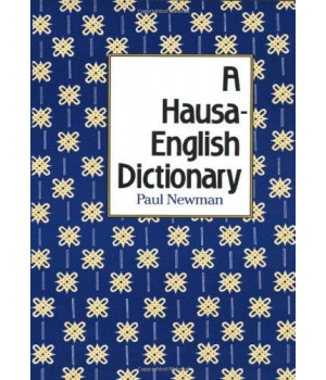 A Hausa-English Dictionary