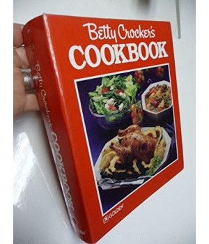 Betty Crocker\'s Cookbook (5-Ring Binder)