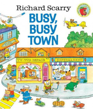 Richard Scarry\'s Busy, Busy Town