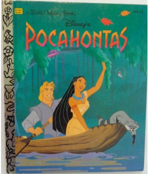 Disney\'s Pocahontas (A Little Golden Book)