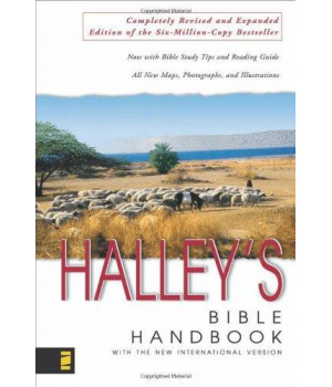 Halley\'s Bible Handbook with the New International Version