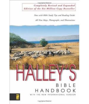 Halley\'s Bible Handbook with the New International Version