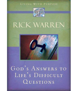 God\'s Answers to Life\'s Difficult Questions (Living with Purpose)