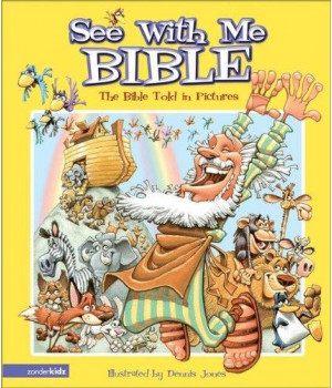 See With Me Bible: The Bible Told in Pictures