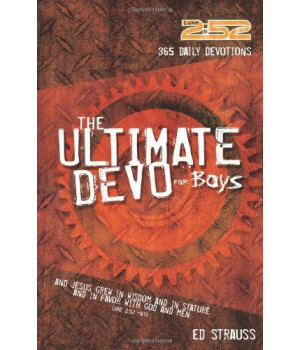 The Ultimate Boys' Book of Devotions: 365 Daily Devotions (2:52)