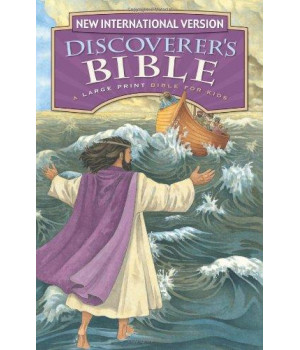 NIV, Discoverer\'s Bible: Revised Edition, Large Print, Hardcover