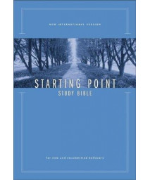 NIV Starting Point Study Bible
