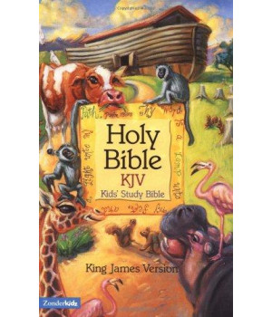 Holy Bible: King James Version - Kids\' Study Bible