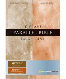 KJV/Amplified Parallel Bible, Large Print (King James Version)