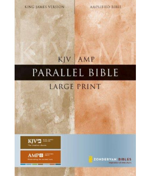 KJV/Amplified Parallel Bible, Large Print (King James Version)
