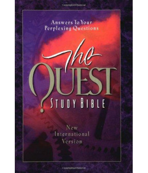 Quest Study Bible, New International Version