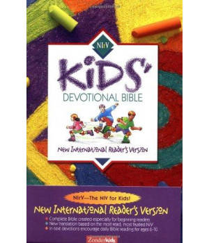 NIrV Kids\' Devotional Bible Revised