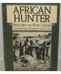 African Hunter (Peter Capstick's Library)