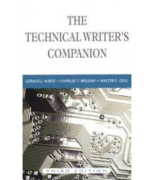 The Technical Writer\'s Companion, 3rd Edition