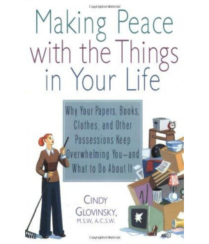Making Peace with the Things in Your Life: Why Your Papers, Books, Clothes, and Other Possessions Keep Overwhelming You and What to Do About It
