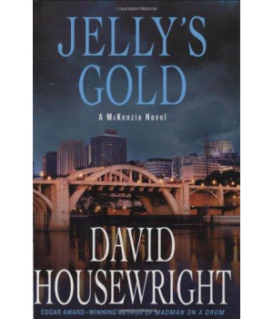jelly's gold: a mckenzie novel (twin cities p.i. mac mckenzie novels)