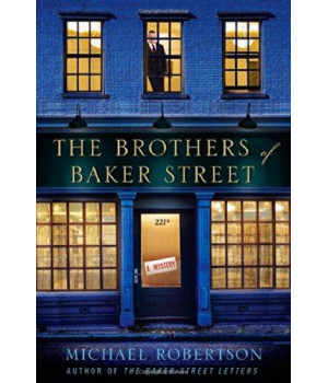 the brothers of baker street: a mystery (baker street letters)