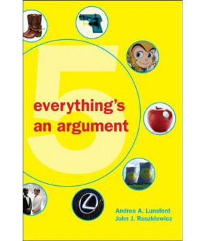 Everything\'s an Argument