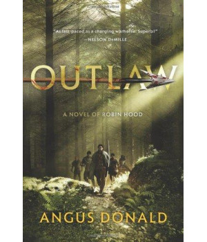 Outlaw (The Outlaw Chronicles)