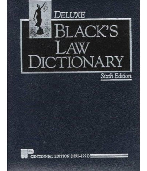 Black\'s Law Dictionary